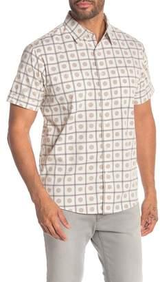 Brixton Branson Short Sleeve Modern Fit Shirt