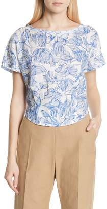 Rachel Comey Align Linen Blouse