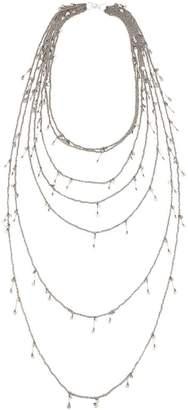 Marc Le Bihan multiple chain necklace