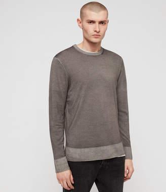 AllSaints Ark Merino Crew Sweater
