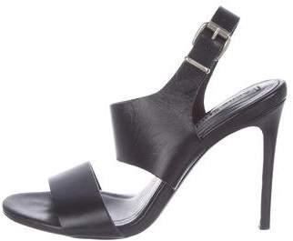 Acne Studios Tillie Leather Sandals