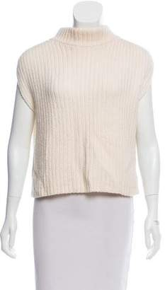Reed Krakoff Wool-blend Sleeveless Sweater
