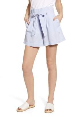 J.Crew Paperbag Seersucker Shorts