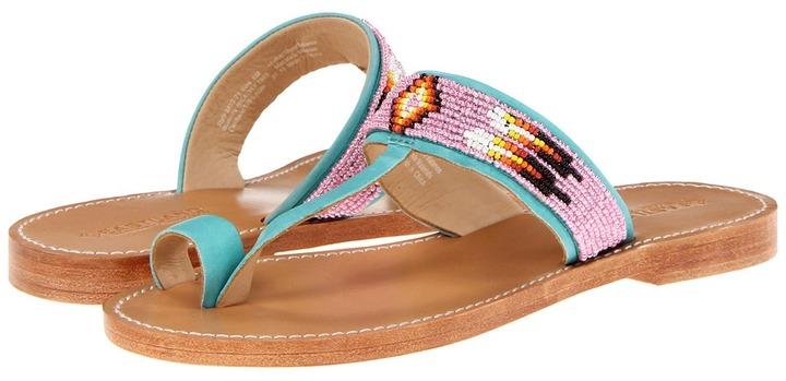 Eastland Hickory (Aqua) - Footwear