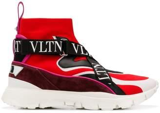 Valentino Heroes hi-top sneakers