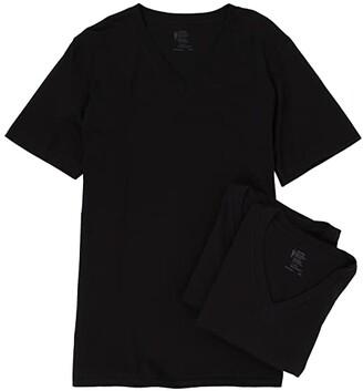 Jockey Cotton V-Neck T-Shirt 3-Pack