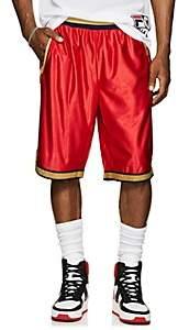 Fila Men's Fluid Twill Basketball Shorts - Red