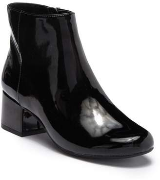 Kenneth Cole Reaction Road Stop Patent Ankle Boot