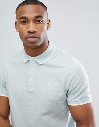 Jack and Jones Polo Shirt With Tipping