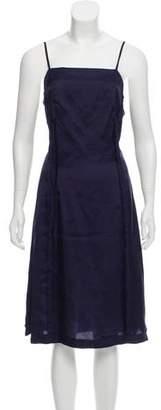 Maison Margiela Sleeveless Printed Dress