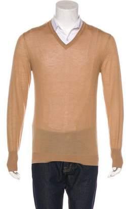 Malo Rib Knit Sweater