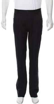 Peter Millar Woven Flat Front Pants