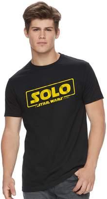Men's Han Solo Movie Logo Tee