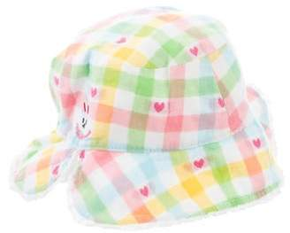 Mikihouse Miki House Girls' Gingham Bucket Hat