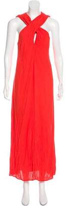 Heidi Merrick Sleeveless Maxi Dress