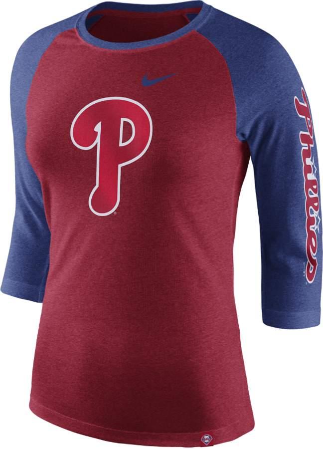 Tri-Blend Raglan (MLB Phillies)