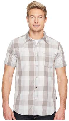 The North Face Short Sleeve Expedition Shirt Men's Short Sleeve Button Up