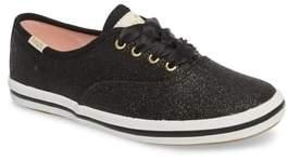 Keds R) x kate spade new york Champion Glitter Sneaker