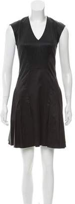 Rebecca Taylor A-Line V-Neck Dress w/ Tags