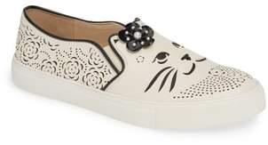 Karl Lagerfeld PARIS Edison Slip-On Cat Sneaker