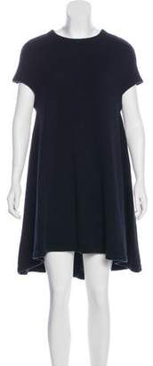 Balenciaga Wool Tent Dress