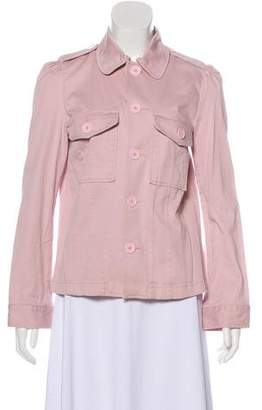 Marc by Marc Jacobs Collared Button-Up Jacket w/ Tags