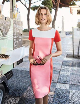 Boden Jeanette Ottoman Dress