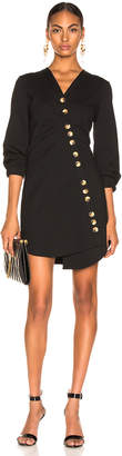 Tibi Asymmetrical Shirt Dress