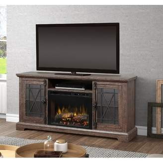 "Dimplex TV Stand for TVs up to 65"" with Fireplace"