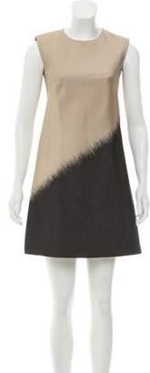 J. Mendel Patterned Mini Dress