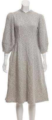 Ulla Johnson Knit Midi Dress