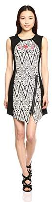 Desigual Women's Oregon Woven Sleeveless Dress