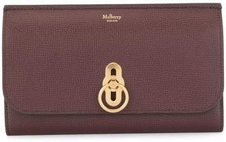 Mulberry Amberley long wallet