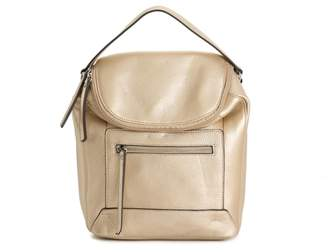 Perlina Drew Leather Backpack