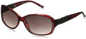 Foster Grant Women's Pf 23 Square Sunglasses