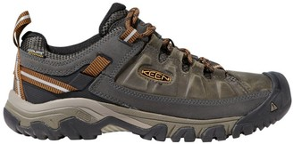 L.L. Bean L.L.Bean Men's Waterproof Keen Targhee III Hikers, Low