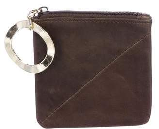 Ippolita Leather Coin Pouch