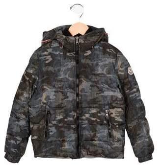 fb6dd9c9dc9c5 Moncler Green Kids' Clothes - ShopStyle