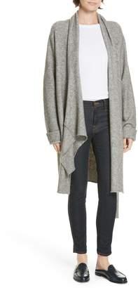 Brochu Walker Miran Wool Blend Wrap Coat