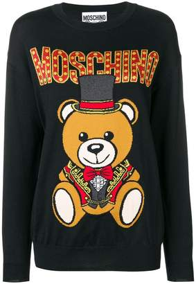 Moschino Teddy Circus sweater