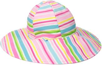 I Play I-Play Baby Girls' Reversible Brim Sun Protection Hat