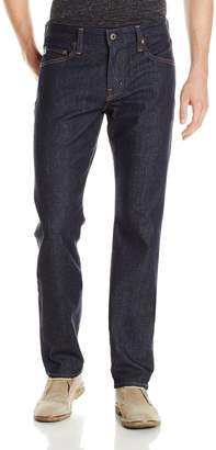 AG Adriano Goldschmied Men's The Graduate Tailored Leg Jean in , 30x34