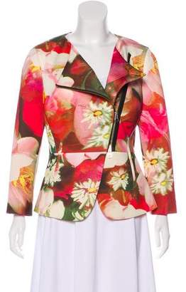 Ted Baker Floral Tailored Jacket