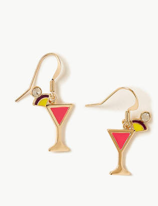 Marks and Spencer Cocktail Drop Earrings