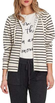 Billabong Catching Waves Stripe Hoodie
