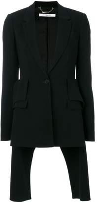Givenchy coat tail blazer