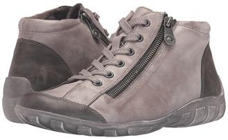 Rieker - R3475 Liv 75 Women's Zip Boots $140 thestylecure.com