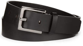 JCPenney MIXIT Mixit Hematite Buckle Leather Belt