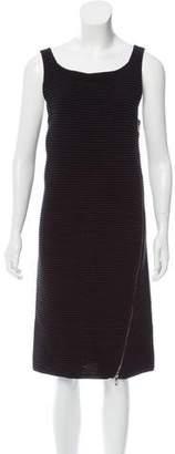 TSE Sleeveless Ribbed Dress
