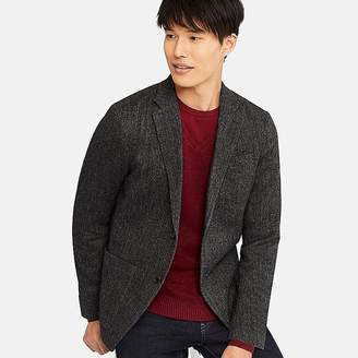 Uniqlo Men's Tweed Jacket